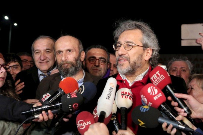 Turkey journalists