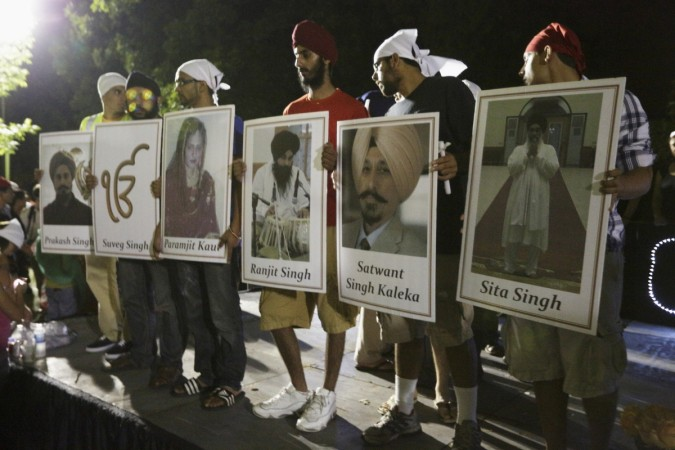 Sikhs in US