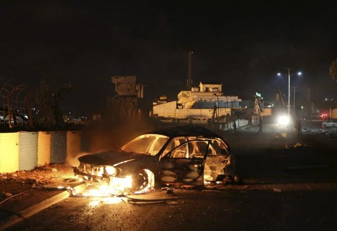 Somalia terror atatck