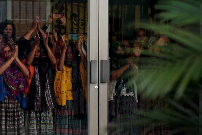 Guatemala indigenous women rape ruling