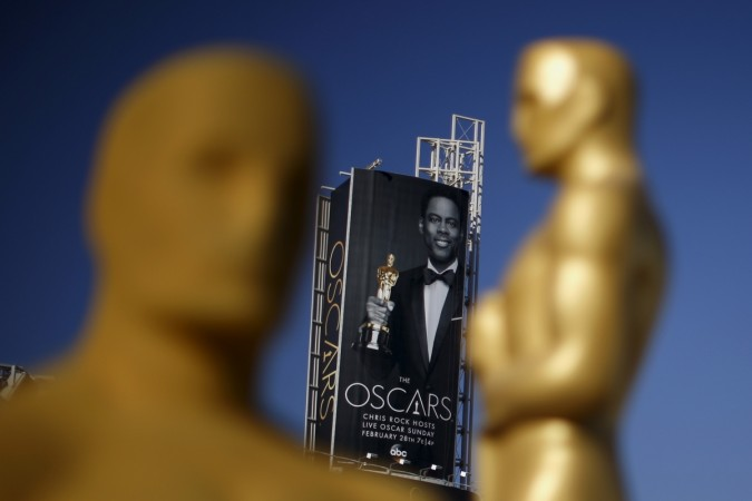 Chris Rock is the host of 2016 Oscars