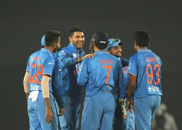 Yuvraj India Pakistan Asia Cup 2016