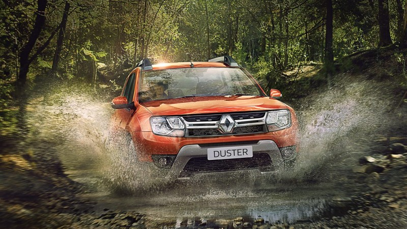 Renault Duster Facelift