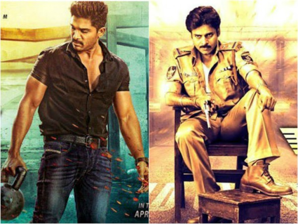 Sarainodu and Sardar Gabbar Singh