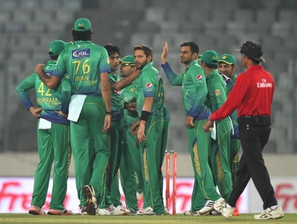 Pakistan Asia Cup 2016 Afridi Malik