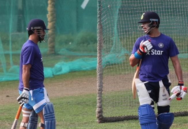 MS Dhoni Yuvraj Singh Asia Cup 2016
