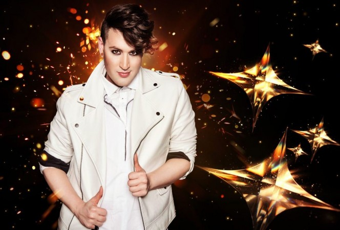 Ronan Akerman is one the contestants competiting to represent Israel in Eurovision 2016