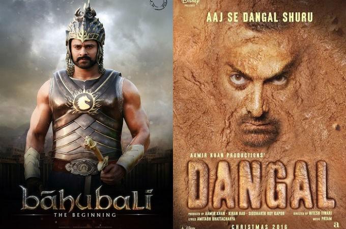 Baahubali 2 vs Dangal