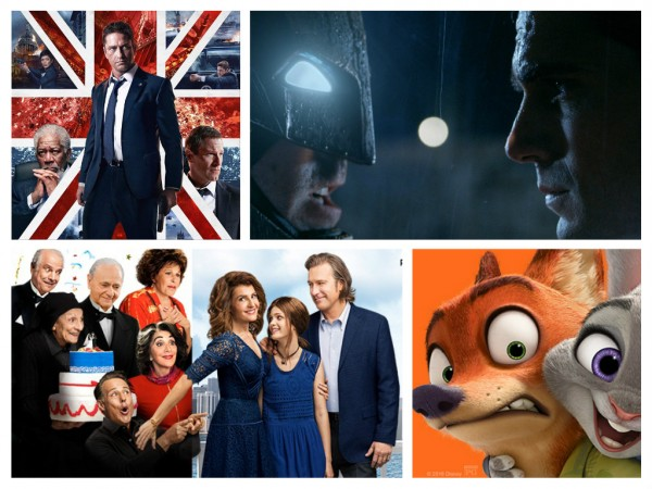 Movies in March