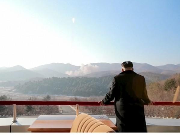 Kim Jong-un missile