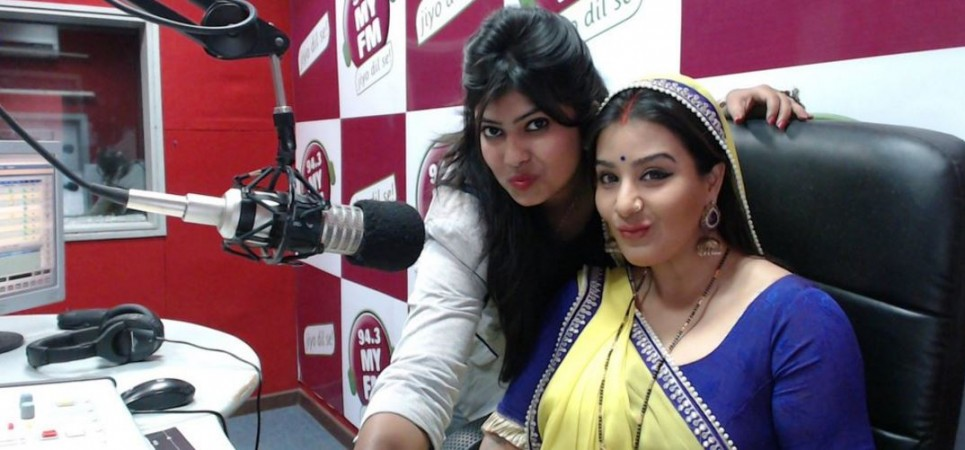 'Bhabi ji Ghar Par Hai!' actress Shilpa Shinde aka Angoori