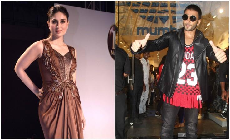 Kareena Kapoor Khan, Ranveer Singh