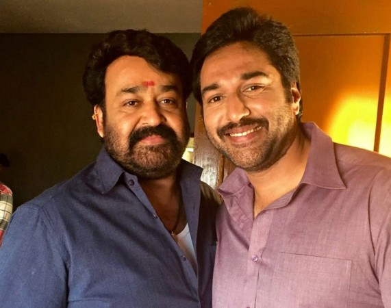 Mohanlal and Rahman in Janatha Garage
