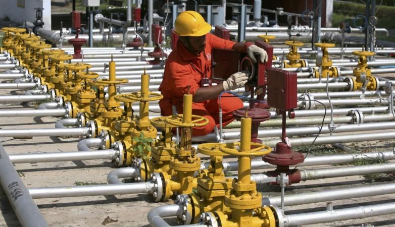 ONGC gas prices