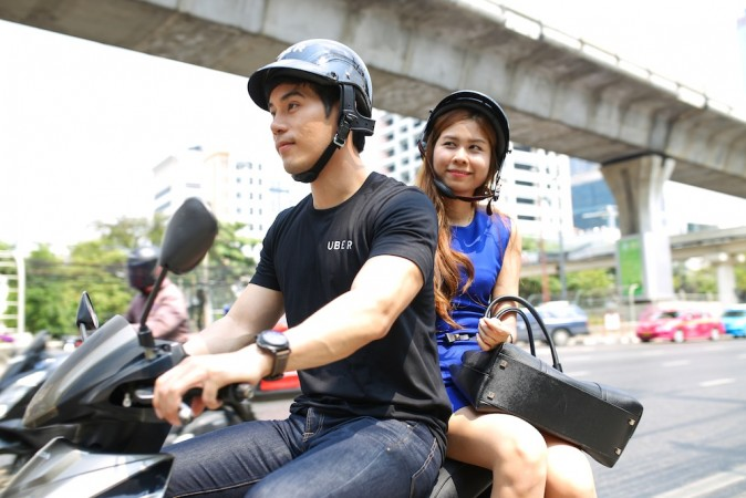 Uber, Ola launch bike taxi service in Bangalore