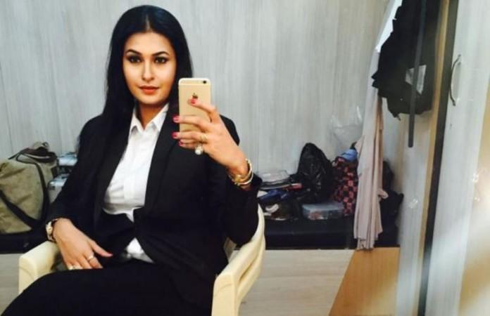 "Pavitra Punia to exit ""Yeh Hai Mohabbatein""? Pictured: Pavitra Punia aka Nidhi of ""Yeh Hai Mohabbatein"""