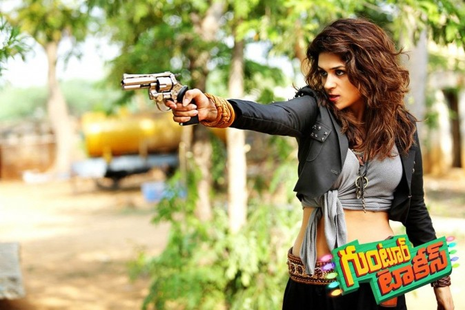Shraddha Das in Guntur Talkies