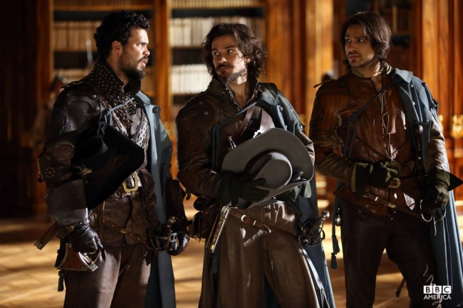 The Musketeers Season 3 is yet to get a premiere date
