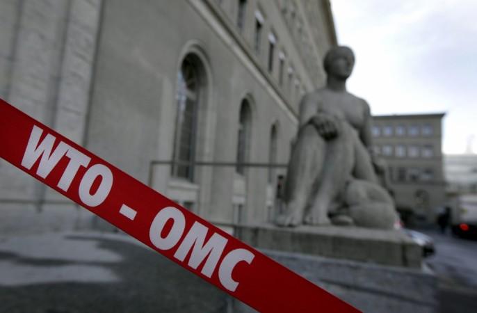 WTO headquarters