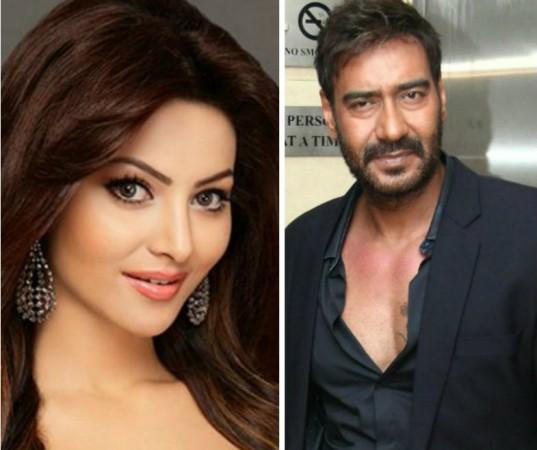 Urvashi Rautela wants Ajay Devgn to like her role in 'Great Grand Masti'