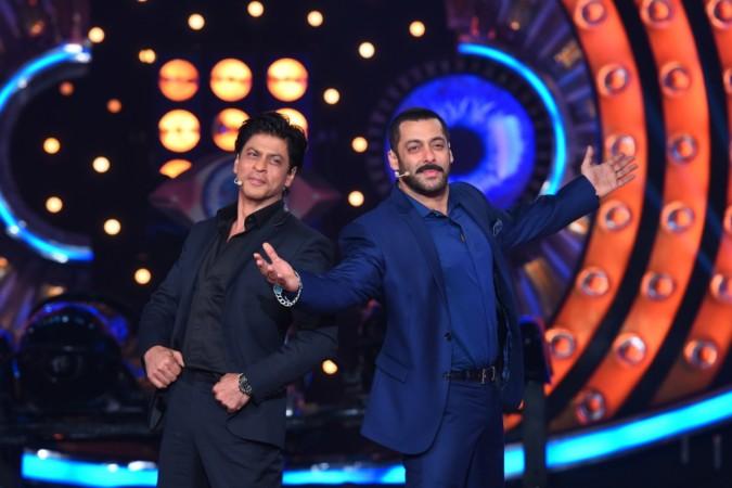 Shah Rukh Khan, Salman Khan