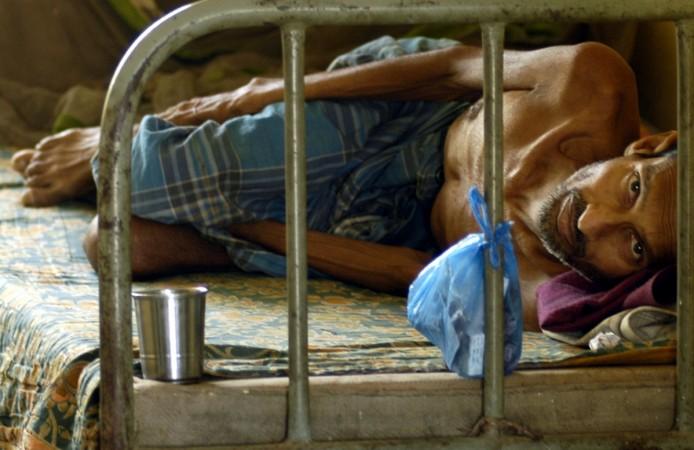 Tuberculosis patient