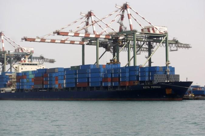 vessel in yemen waters