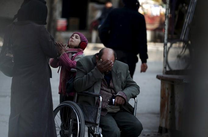 Syria health crisis