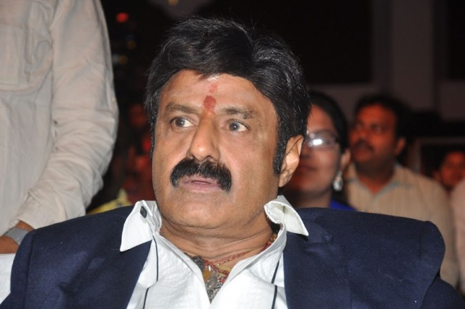 Nandamuri Balakrishna at Savitri audio launch