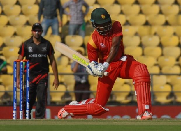 Vusi Sibanda Zimbabwe Hong Kong World T20 2016
