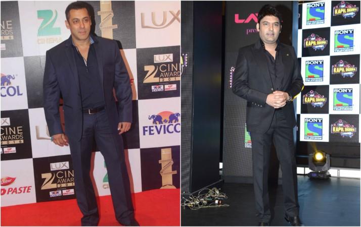 Salman Khan, Kapil Sharma