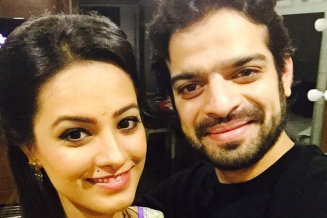 Anita Hassanandani and Karan Patel are one of the best friends of TV industry. Pictured: Anita Hassanandani (on the left) and Karan Patel.