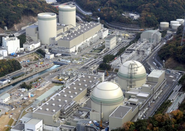 kansai electric nuclear reactor