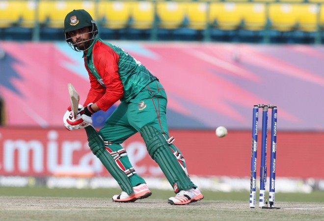 Tamim Iqbal Bangladesh World T20