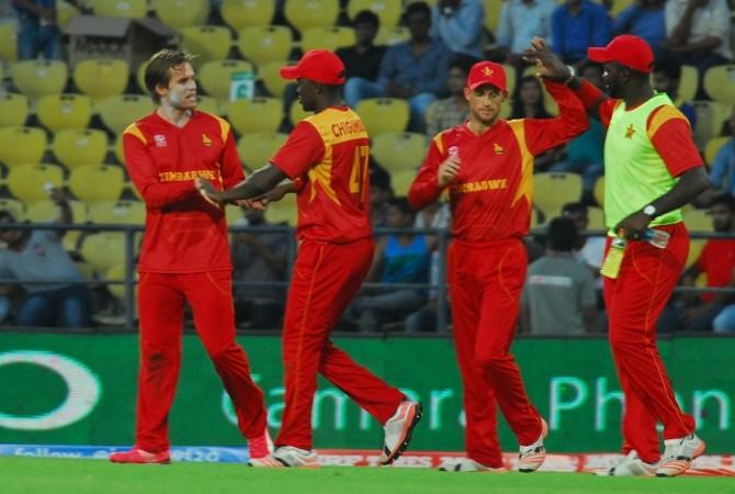 Zimbabwe World T20 2016
