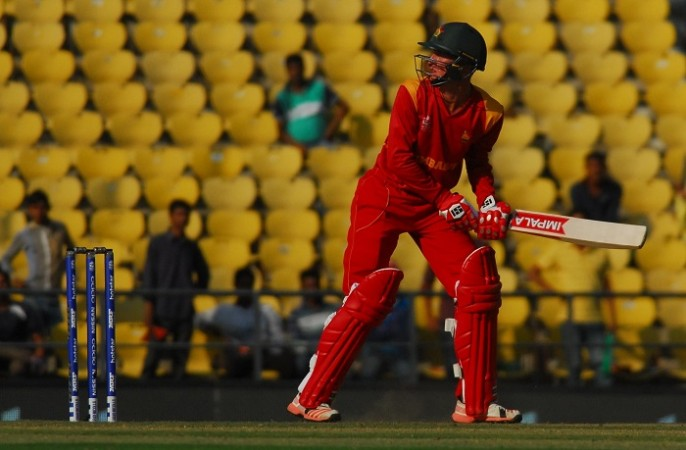 Sean Williams Zimbabwe World T20 2016
