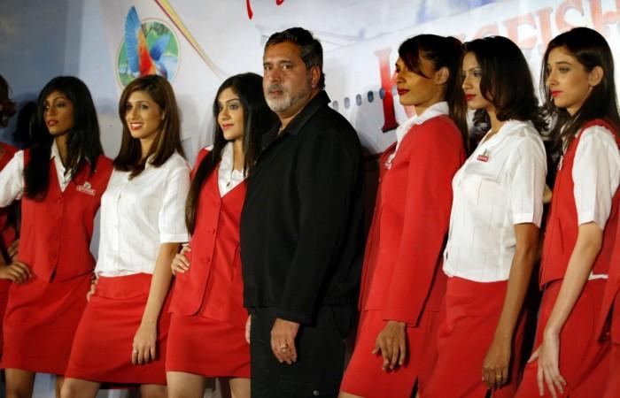 Kingfisher Airlines Vijay Mallya
