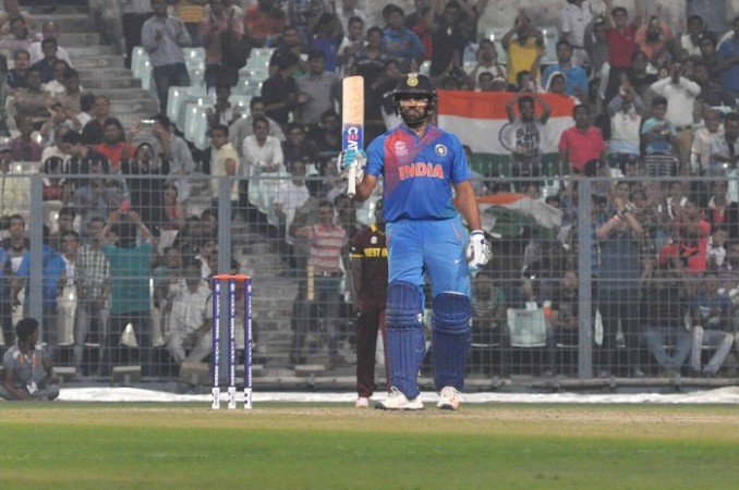 Rohit Sharma India World T20 2016