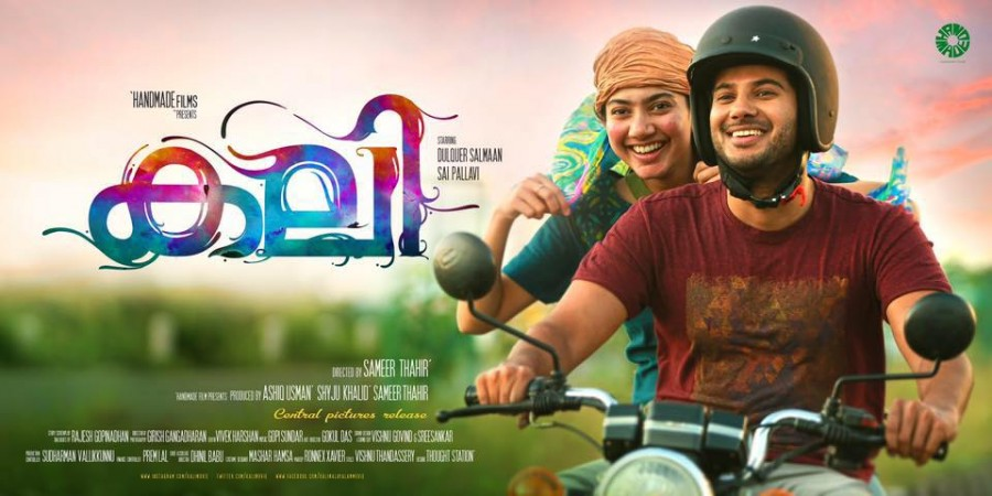 Dulquer Salmaan and Sai Pallavi in 'Kali' movie