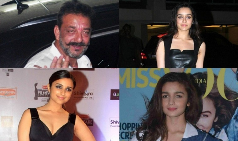 Alia Bhatt, Parineeti Chopra or Shraddha Kapoor: Who will be the young actress to star opposite Sanjay Dutt?