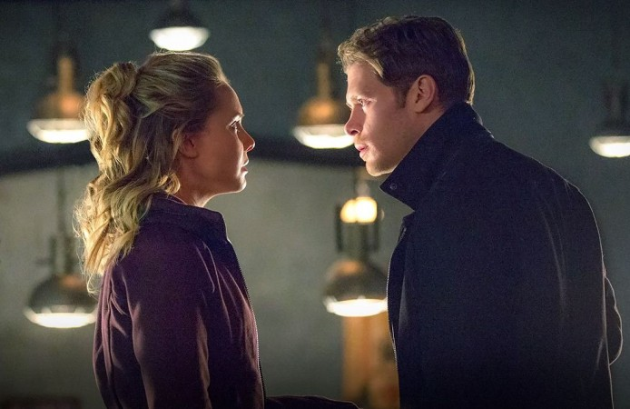 Cami told Klaus she wants nothing to do with him in the previously aired episode 15 of The Originals
