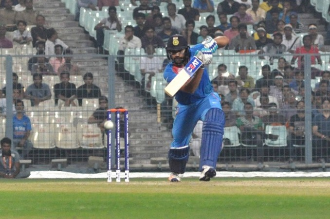 Rohit Sharma World T20 2016