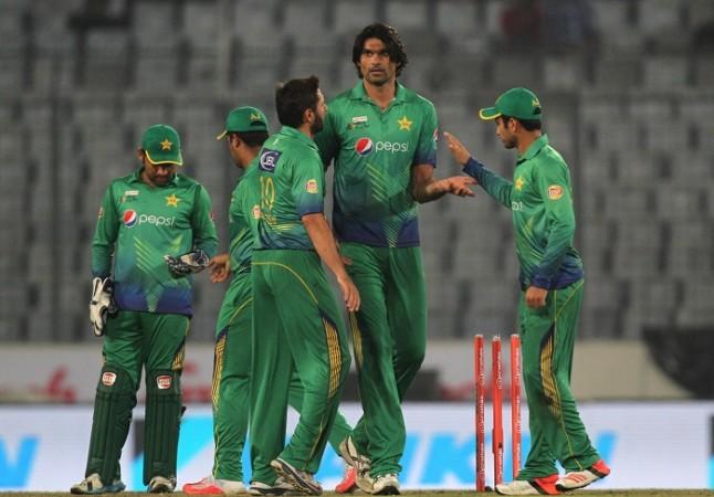 Pakistan Mohammad Irfan Asia Cup 2016