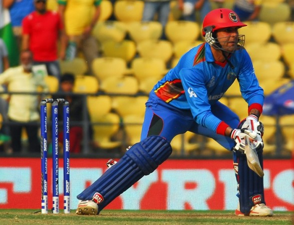 Mohammad Nabi World T20 2016 Afghanistan