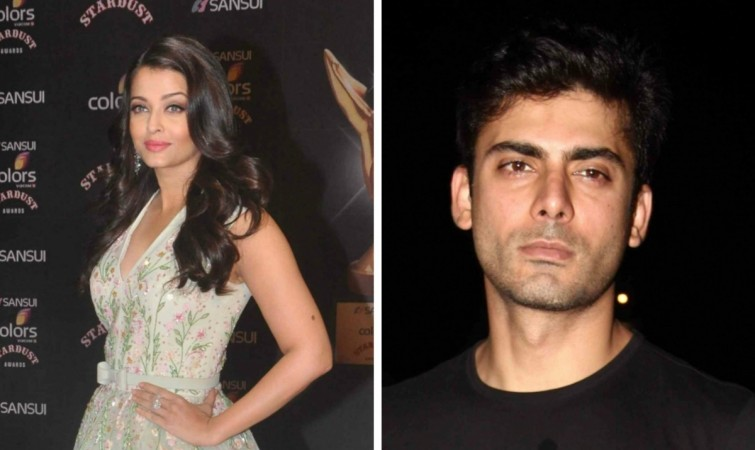 Aishwarya Rai Bachchan and Fawad Khan