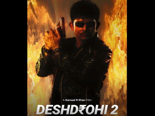 Desh Drohi 2 poster