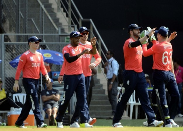 England World T20 2016