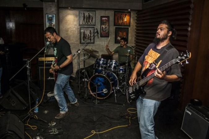 Shepherd Bangalore band