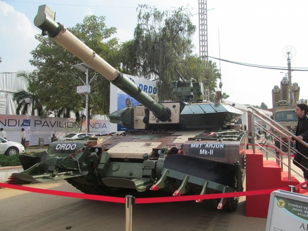 Defence Expo 2014