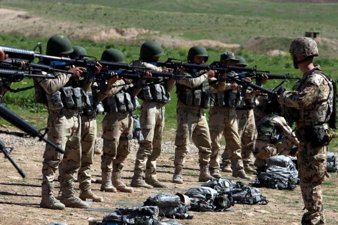 kurdish peshmerga military